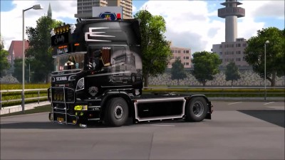 "Euro Truck Simulator 2 ""Scania Streamline"""