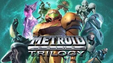 Metroid Prime - состоящий из первых трех частей серии сборник для Nintendo Switch засветился на сайте шведского магазина