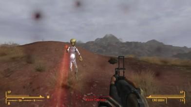 Пришельцы в играх Fallout