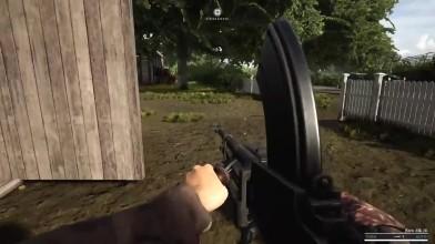8 минут геймплея Post Scriptum - Realistic Military FPS
