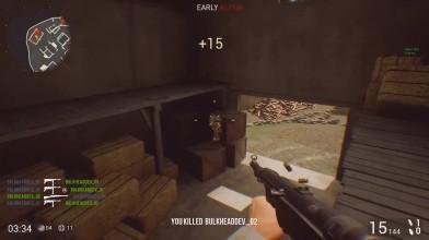 """Battalion 1944 """"11 минут геймплея из ранней версии"""""""