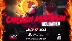 Chicken Assassin: Reloaded - Трейлер анонса
