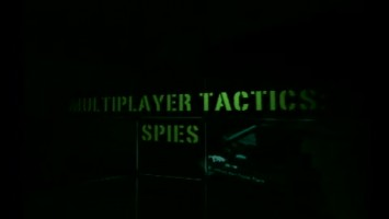 Splinter Cell: Double Agent - Multiplayer #1