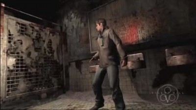 "Silent Hill 5 ""Transition Gameplay"""