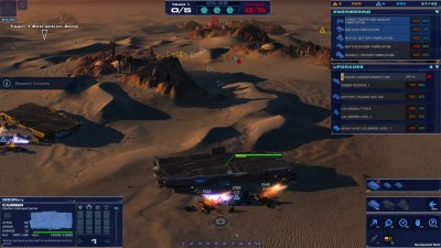 "Homeworld: Deserts of Kharak ""Multiplayer Sneak Peek Геймплей"""
