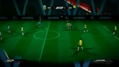 "FIFA Street ""Argentina vs Australia Gameplay"""