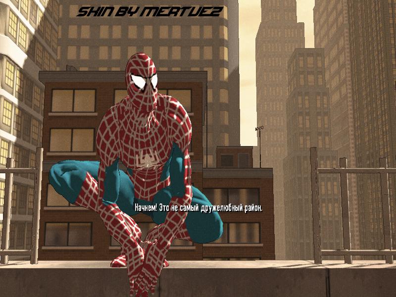 скачать скины на Spider Man Shattered Dimensions - фото 6