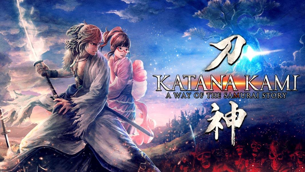 Katana Kami выйдет на западе 20 февраля для ПК, PS4 и Switch
