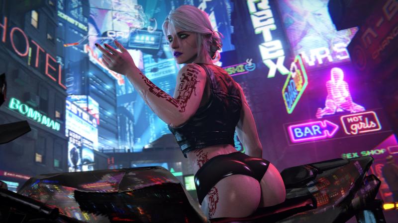 Cyberpunk 2077 поставил новый рекорд продаж в российской рознице