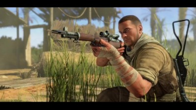 "SNIPER ELITE 3 Ultimate Edition ""Трейлер (PS4 / Xbox One)"""