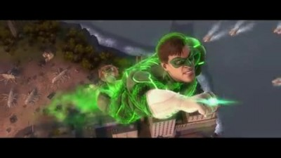 "Injustice: Gods Among Us ""Трейлер персонажа Green Lantern """