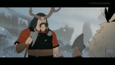 "The Banner Saga 2 ""The Game Awards 2014: Дебютный трейлер """