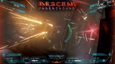 Перерождение Descent: Underground в раннем доступе