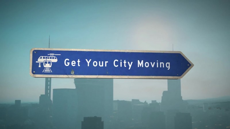 Новые транспортные системы уже в Cities: Skylines