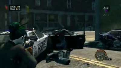 "Saints Row: The Third ""Chaotic Gameplay"""