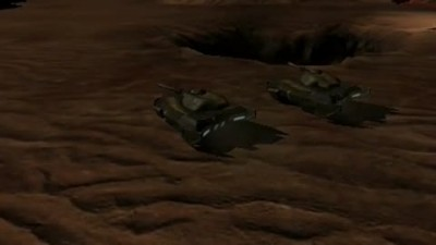 Quake IV Vehicles