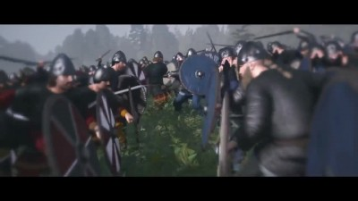 Total War Thrones of Britannia - Альфред Великий - Русский трейлер (озвучка)