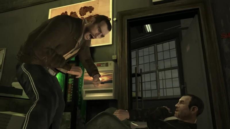 Grand Theft Auto 4 - вернемся в 2008-й