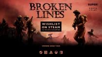 Сюжетный трейлер Broken Lines