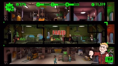 Fallout Shelter - Роботы Mr. Handy (iOS)