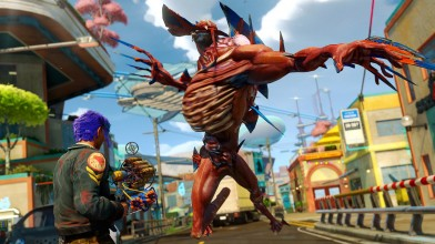 Sunset Overdrive выйдет на PC спустя 4 года