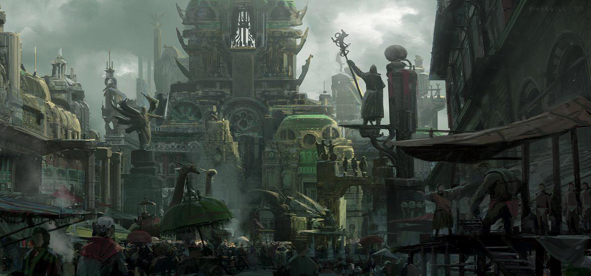 У Skyrim и Oblivion был конкурент - расследование от GVMERS