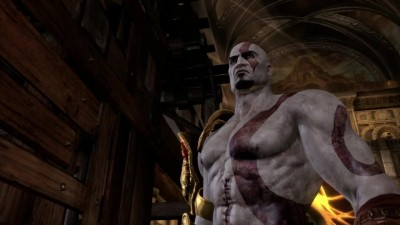 "God of War 3 Remastered ""Трейлер (PS4)"""