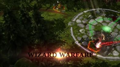 """Magicka: Wizard Wars """"Релизный трейлер"""""""