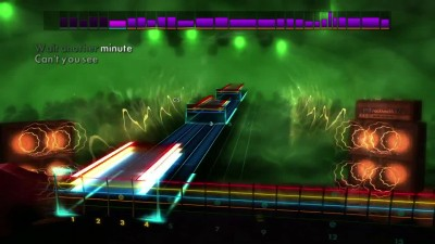 "Rocksmith 2014 Edition ""Godsmack songs pack Trailer"""