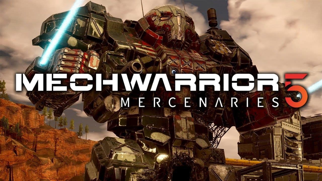 MechWarrior 5: Mercenaries выйдет на Xbox Series X S и Xbox One