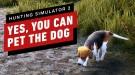 Новый геймплейный трейлер Hunting Simulator 2