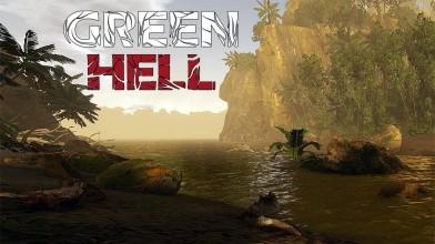 Симулятор выживания в открытом мире Green Hell выйдет на Switch
