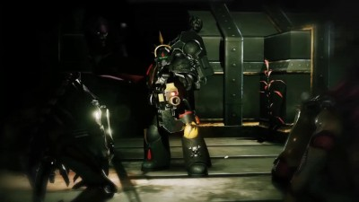 Warhammer 40,000: Deathwatch - Enhanced Edition [PC трейлер]