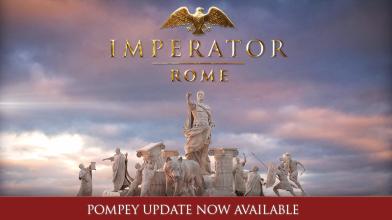 Imperator: Rome. Патч Pompey. Стало лучше?