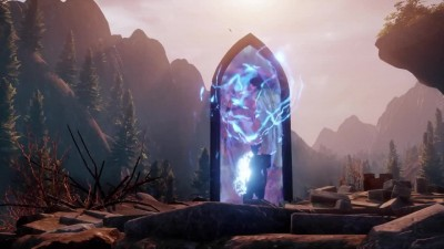 "Dragon Age: Inquisition ""Трейлер DLC под названием Trespasser"""
