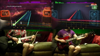 "Rocksmith 2014 - DLC - Guitar/Bass - Hail the Sun ""Burn Nice and Slow (The Formative Years)"""