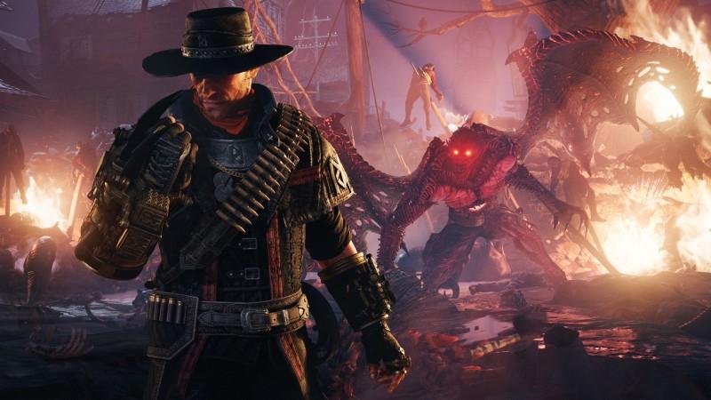 Первые скриншоты Evil West