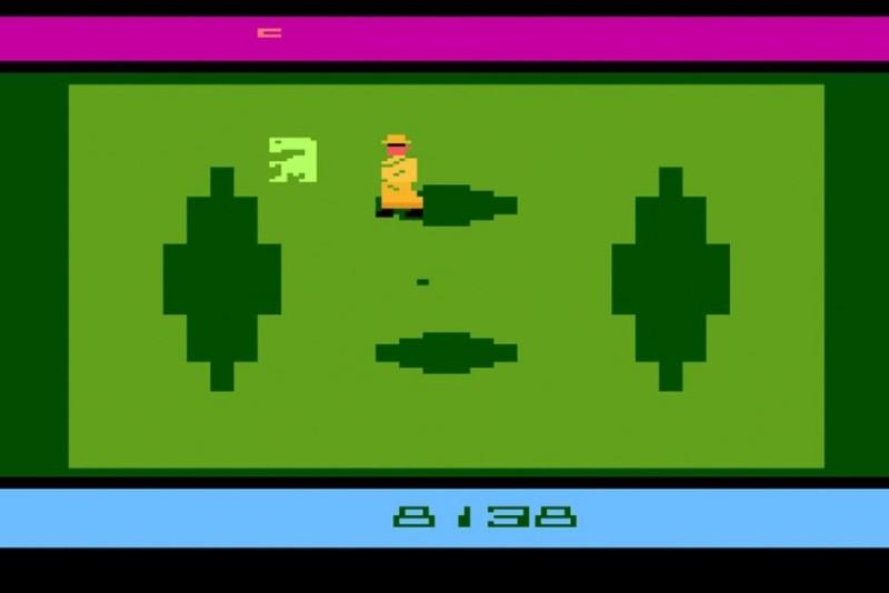 E.T. —игра, ставшая символом первого крупного кризиса видеоигр