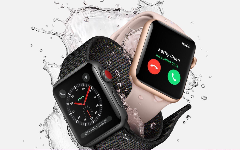 Apple признала проблему сLTE унепоступивших в реализацию Watch Series 3