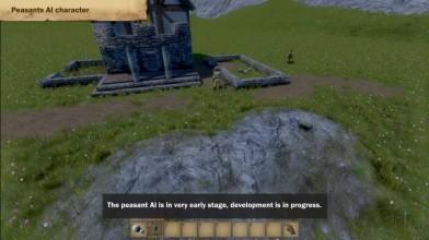 Medieval Engineers - В игре появилась рабочая сила и чудо-устройство для манипуляций