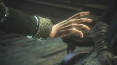 Вырезанные диалоги Bloodborne