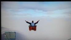 GTA 5 - прыжки с парашютом