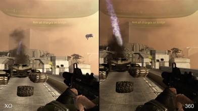 "Halo 3 ODST ""Сравнение версий для Xbox One vs Xbox 360 (Digital Foundry)"""