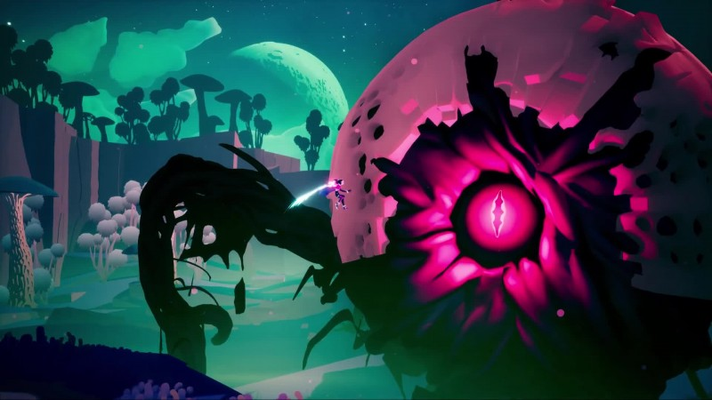 Анонсирующий трейлер Solar Ash Kingdom
