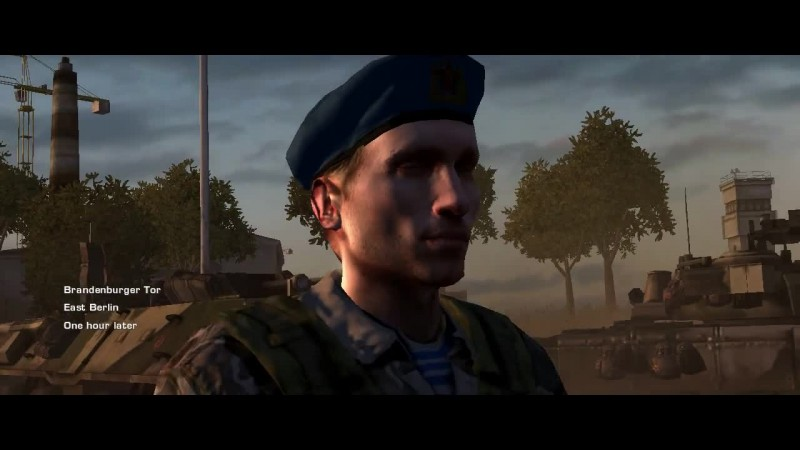 World in Conflict: Soviet Assault Malashenko's Speech