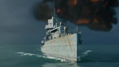 Эсминец Leberecht Maass. Армада [World of Warships]