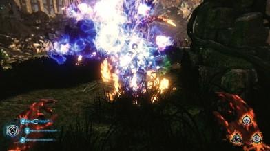 Lichdom: Battlemage - магические фейерверки