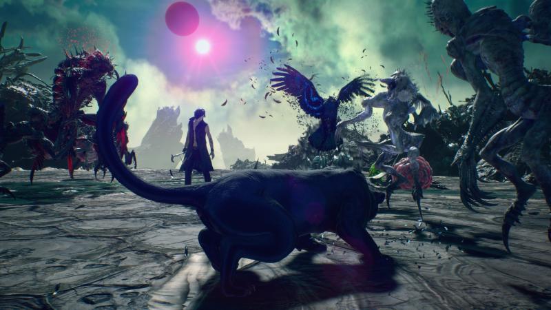 "1 апреля в Devil May Cry 5 появится режим ""Кровавый дворец"""