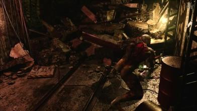 Resident Evil 0: HD - Тиран
