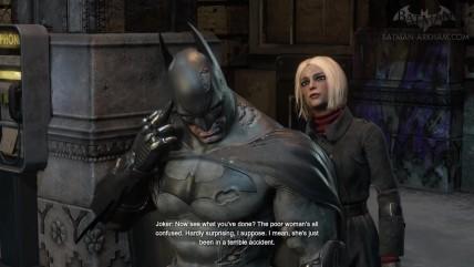 Видео прохождение игры новый бэтмен на компьютере